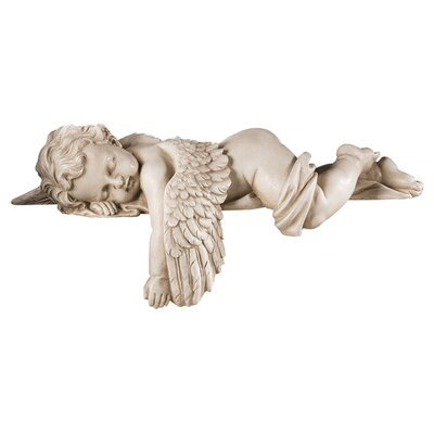 Sleepy Time Baby Angel Figurine