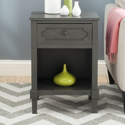 Fredericktown Side Table Finish: Grey