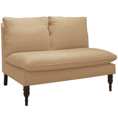 Klein Loveseat Upholstery: Ricepaper