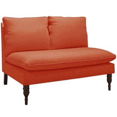 Klein Loveseat Upholstery: Saffron