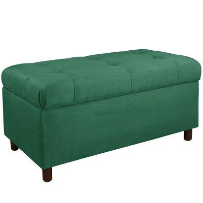 Alcott Hill Regal Upholstered Storage Bedroom Bench