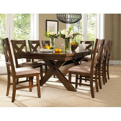 Warsaw 9 Piece Dining Set