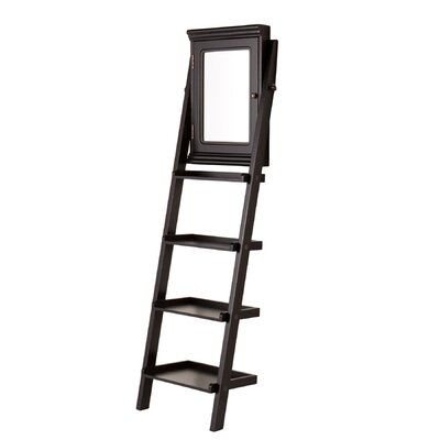 Weston Storage Ladder Jewellery Armoire