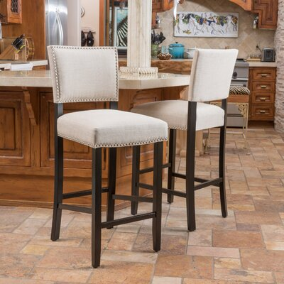 Cleveland 30.5 Bar Stool with Cushion