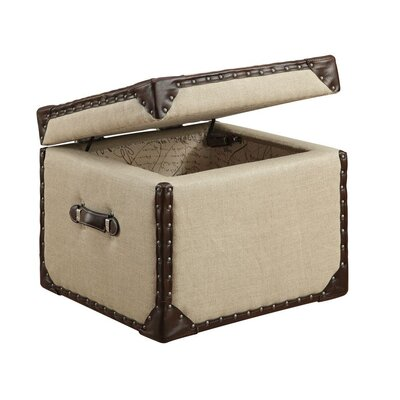 Cube Trunk with Lid