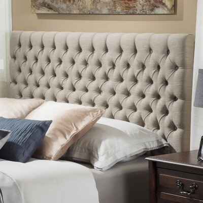 Rosiclare Upholstered Panel Headboard