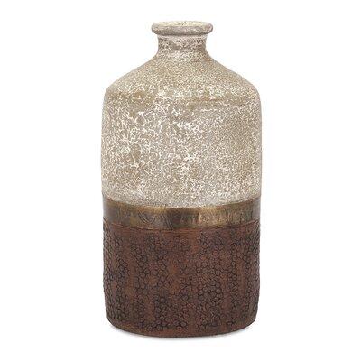Sabah Terra Cotta Vase Size: Small