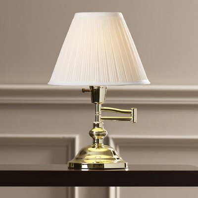 Augusta Swing Arm 16 Table Lamp