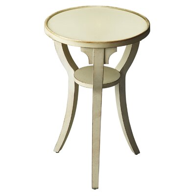 Eyers End Table Color: Distressed Cottage White