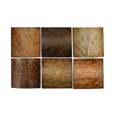 Nealy 6 Piece Painting Print Set