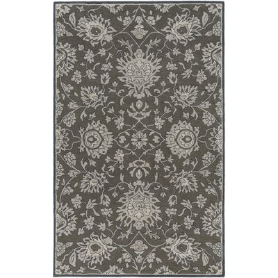 Langport Forest & Light Gray Area Rug Rug Size: Rectangle 9 x 13