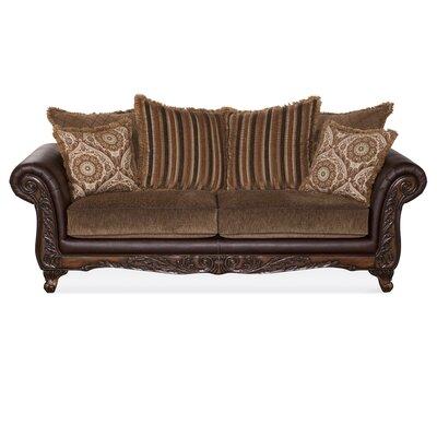 ASTG2494 28392745 ASTG2494 Astoria Grand Serta Upholstery Sofa
