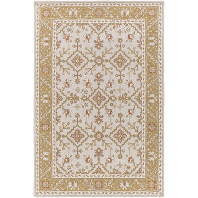 Mikaela Hand-Tufted Area Rug Rug Size: Rectangle 4 x 6