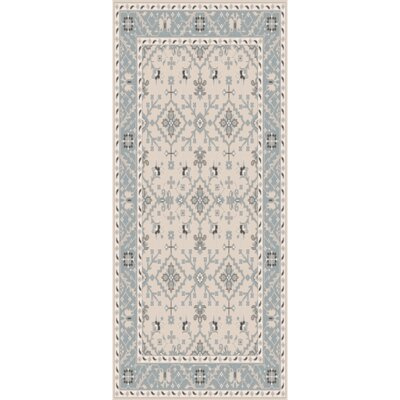 Mikaela Hand-Tufted Area Rug Rug Size: Runner 26 x 8