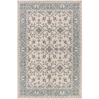 Mikaela Hand-Tufted Area Rug Rug Size: Rectangle 6 x 9