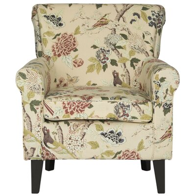 Montgomery Arm Chair Upholstery: Multi