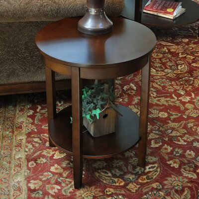 Chilton End Table Finish: Espresso