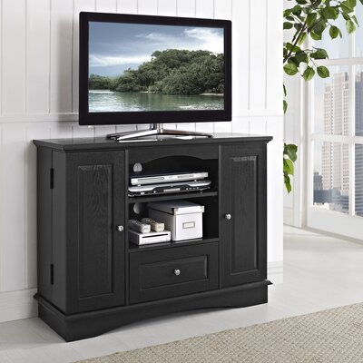42 TV Stand Color: Black