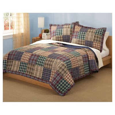 Adalaide 3 Piece Quilt Set Size: Full / Queen