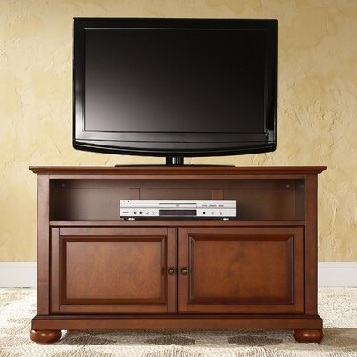 Claribel 42 TV Stand Color: Classic Cherry