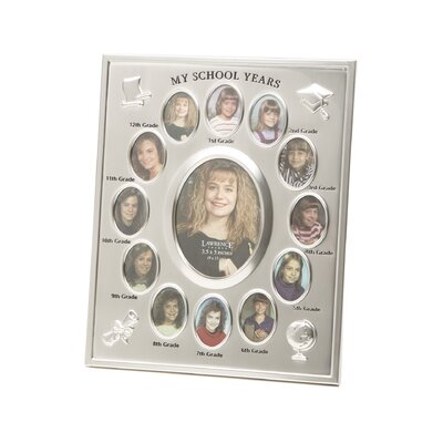 Alcott Hill My School Years Multi Picture Frame