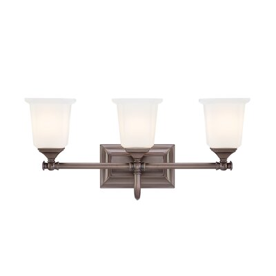 Adelphi 3-Light Vanity Light