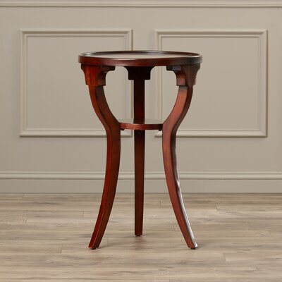 Eyers End Table Finish: Cherry