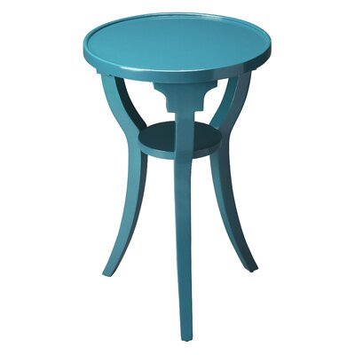 Eyers End Table Finish: Teal