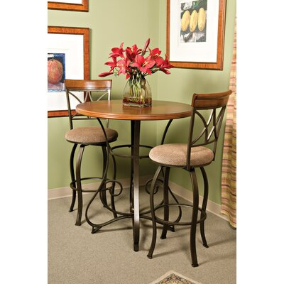 Follmer 3 Piece Pub Table Set