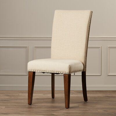 Pearse Upholstered Parsons Chair (Set of 2)