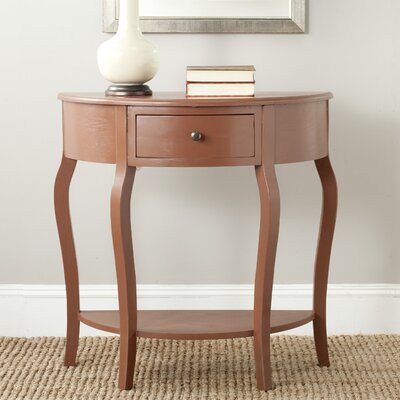 Benton Console Table Finish: Henna Brown