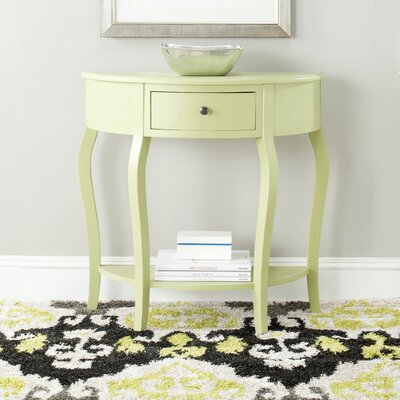 Benton Console Table Finish: Split Pea