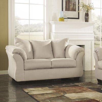Huntsville Loveseat Upholstery: Stone