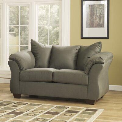 Huntsville Loveseat Upholstery: Sage