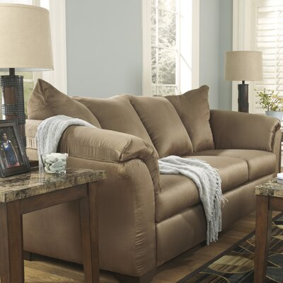 Huntsville Sofa Upholstery: Mocha