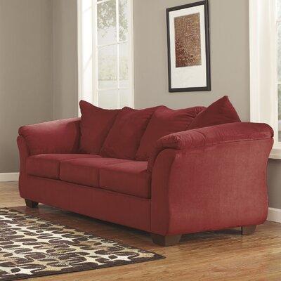 Huntsville Sofa Upholstery: Salsa