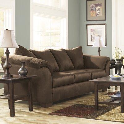 Huntsville Sofa Upholstery: Caf�