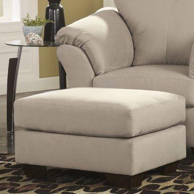 Huntsville Ottoman Upholstery: Stone