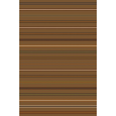 Nashville Hand-Woven Tan Area Rug Rug Size: Rectangle 5 x 76