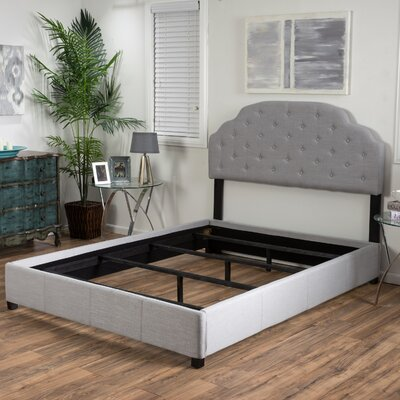 Broadview Upholstered Platform Bed Size: Full