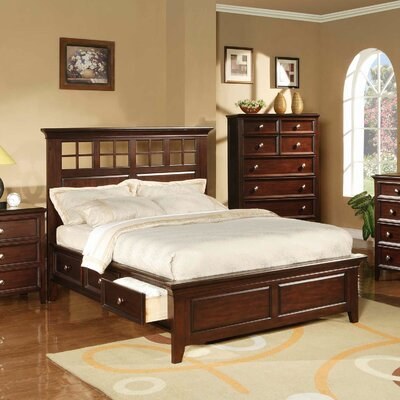 Inglewood Storage Platform Bed