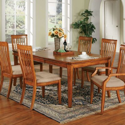 Chester Dining Table Finish: Cinnamon