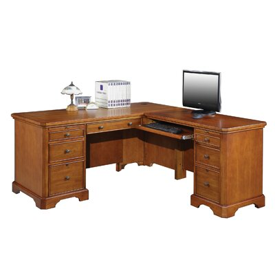 Chester L-Shape Executive Desk