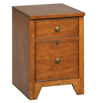 Chester 2 Drawer Vertical File