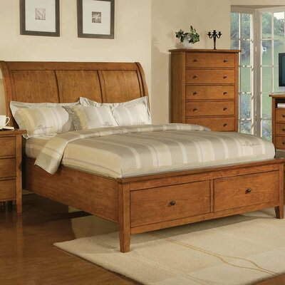 Blackwell Storage Sleigh Bed