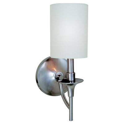 Foland 1-Light Wall Sconce Finish: Brushed Nickel