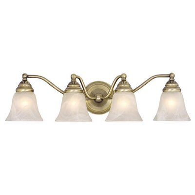 Bentleyville 4-Light Vanity Light
