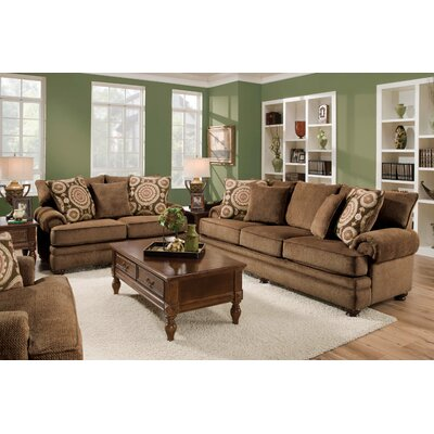 Westerville Configurable Living Room Set