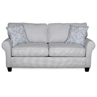 ALCT3782 26582830 ALCT3782 Alcott Hill Horsey Lake Gingham Loveseat