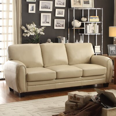 Leith Sofa Upholstery: Taupe
